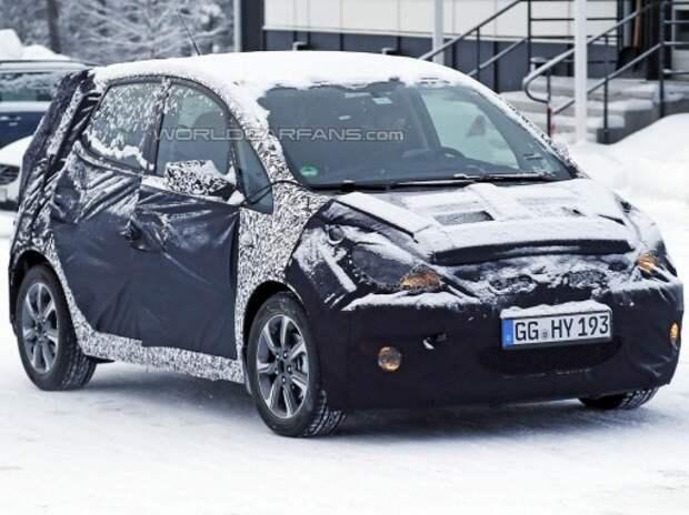 Hyundai вывела на дороги обновленный ix20
