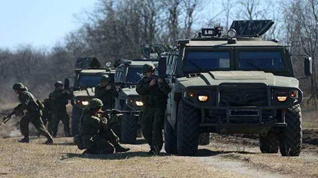 Военнослужащие Кантемировской и Таманской дивизий прошли масштабную проверку в ЗВО