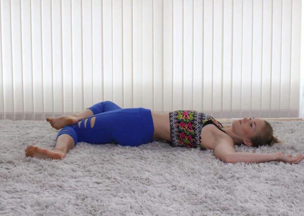 9 видов скручиваний, которые избавят от острой боли в пояснице