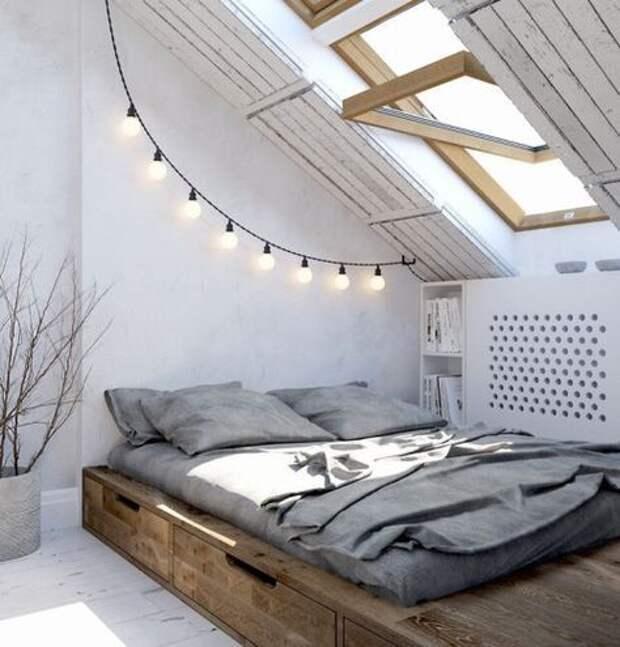 Кабельное в спальне (подборка)