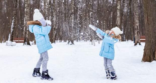 Последняя неделя января в Удмуртии будет теплой