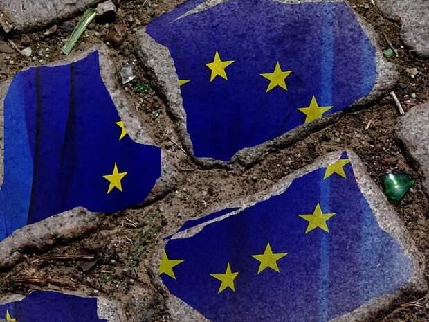 ЕС трещит по швам. Взбешённые итальянцы напомнили немцам, кто их спас после войны