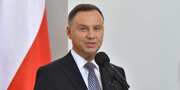 Дуда лидирует на выборах в Польше