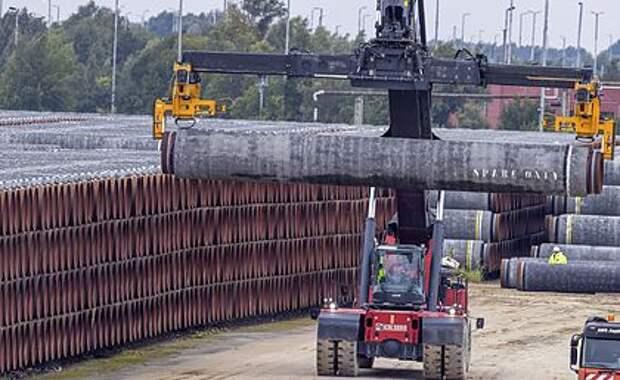 Норвежская компания свернула поддержку «Северного потока— 2»