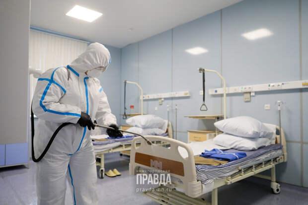 Еще 183 человека заболели коронавирусом в Нижегородской области
