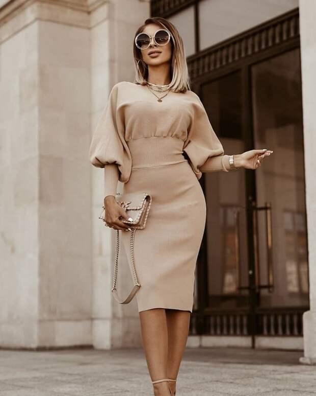 Деловые платья 2021-2022: модные новинки и фасоны платьев для офиса