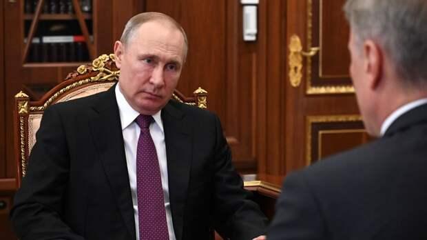 """""""Задевает и коробит"""": Путин признал проблему баснословных зарплат топ-менеджеров"""