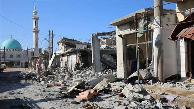 Подконтрольные Турции террористы третьи сутки соблюдают режим прекращения огня в Сирии