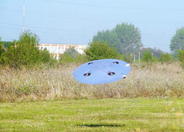 Румыны занялись разработкой сверхзвуковой «летающей тарелки»