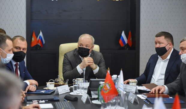 Буровые станки из Тюльгана заинтересовали одну из крупнейших нефтяных компаний России