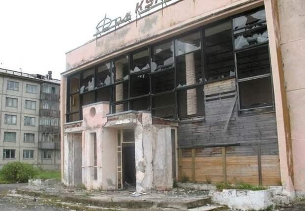 Посёлок-призрак появился на севере России