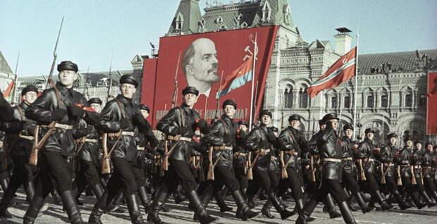 Значение Октябрьской революции 1917 года