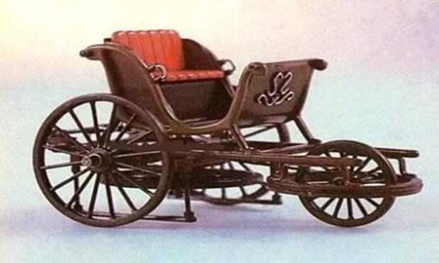 История паровых автомобилей в России.Часть I