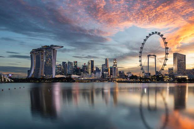 Город будущего: 4 причины отправиться в Сингапур