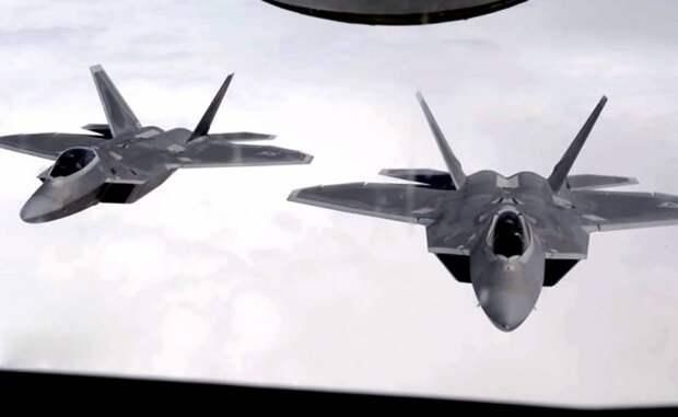 Вашингтон наращивает группировку войск на китайском направлении