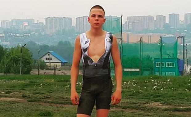Обладатель юношеского рекорда мира российский легкоатлет Волков переедет в Белоруссию