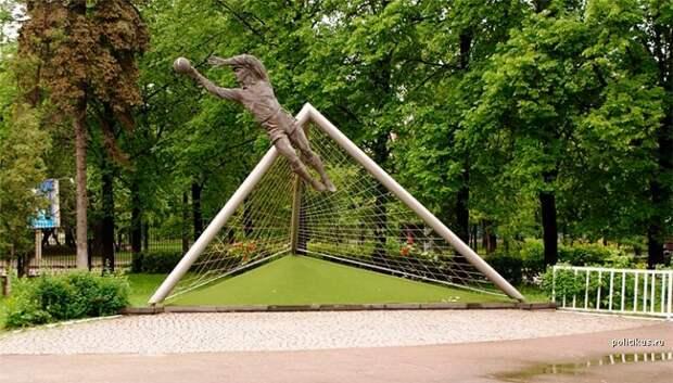 В Рио-де-Жанейро открыли памятник легендарному футболисту Льву Яшину