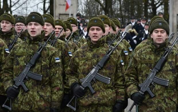 Эстония готовится к войне с Россией