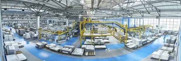 Cоздан крупнейший в Европе промышленный кластер по производству отопительных приборов