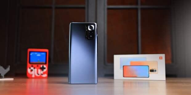 Xiaomi Redmi Note 10 Pro - Обзор