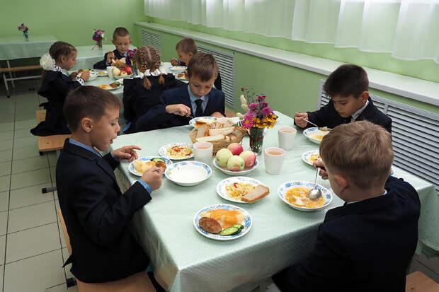 Всё, что вы хотели знать про школьное питание