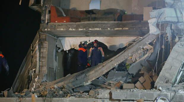 При взрыве газа в жилом доме в Нижегородской области погибли три человека