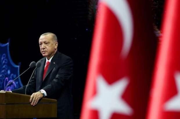 Президенты Турции и Азербайджана провели переговоры