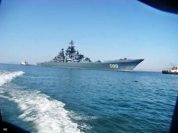 Ударные корабли проекта Орлан