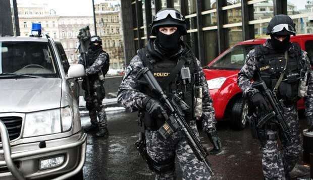 Прага обгадилась и шлёт в Москву спецагентов