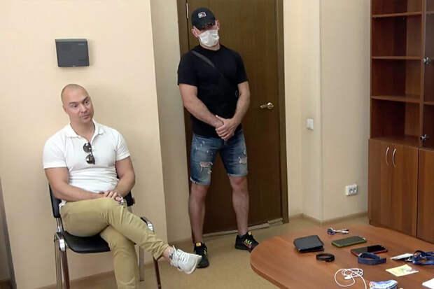 ФСБ показала видео задержания консула Эстонии в Санкт-Петербурге