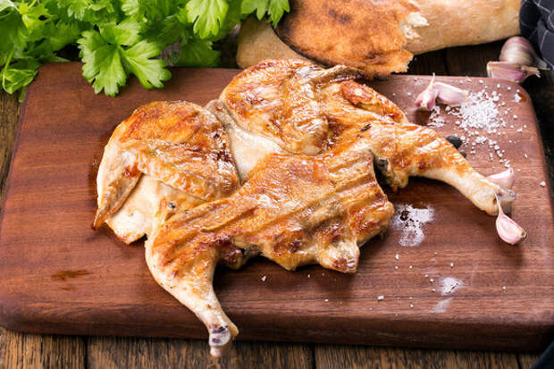 Цицила тапака, или Секреты приготовления цыпленка табака