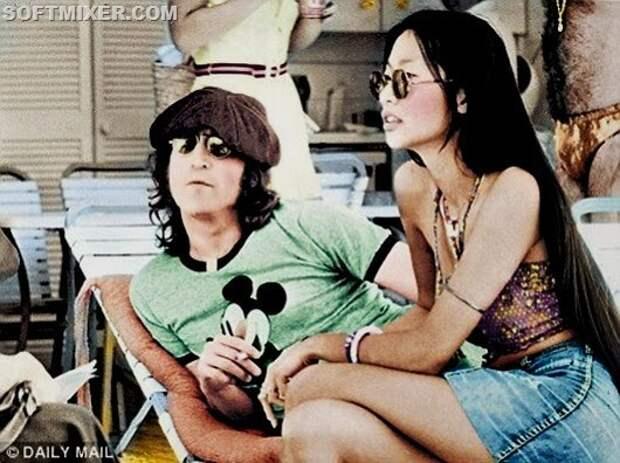 История любви: Джон Леннон и Йоко Оно