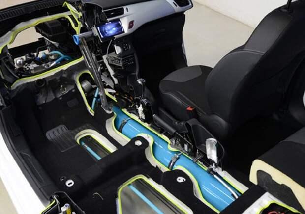 PSA/Peugeot-Citroen не смог найти парнеров для производства пневмогибридов