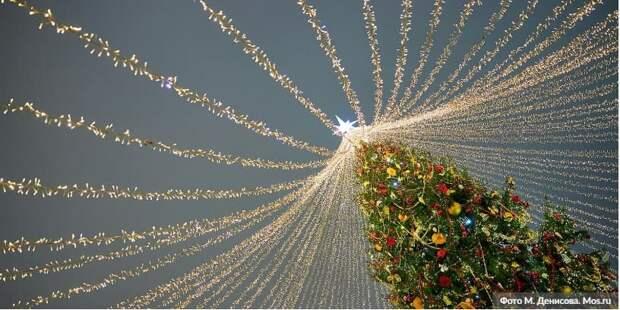 В Москве назван победитель онлайн-конкурса «Лучший Дед Мороз». Фото: М. Денисов mos.ru