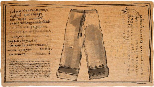 Из чего состоял традиционный русский костюм (ИНФОГРАФИКА)