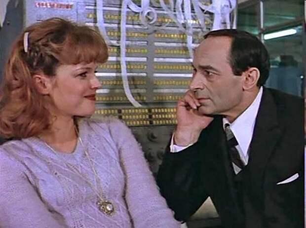Александра Яковлева и Валентин Гафт в фильме «Чародеи», 1982 г.