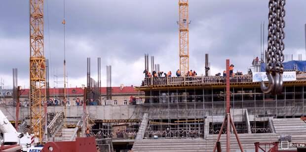 На Печорской до конца года построят дом по программе реновации