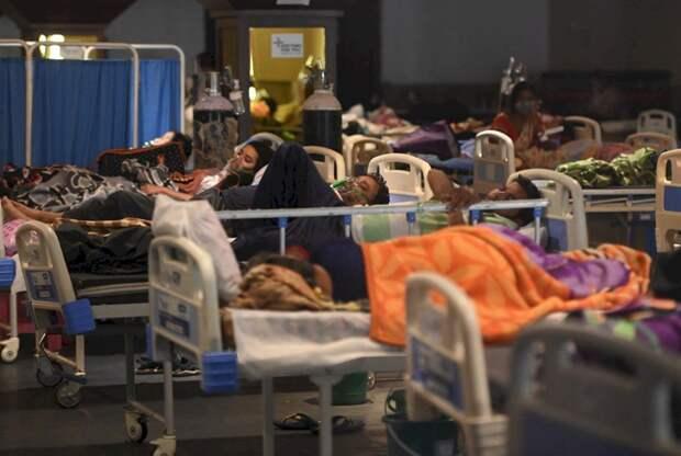 Тайвань отправил медпомощь на фоне всплеска COVID-19 в Индии