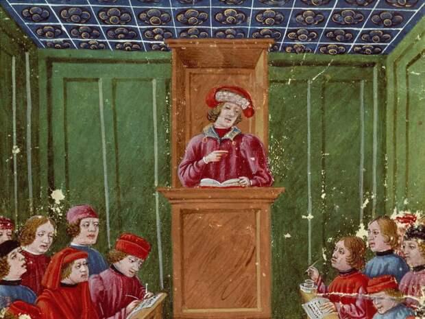 Отвратительное Средневековье: страхи жителей Темных веков