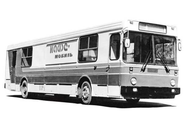 ЛиАЗ-5256.05 автобусы, транспорт, это интересно