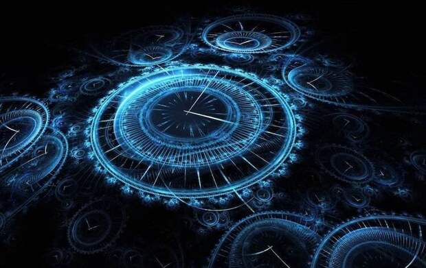 О времени, скорости и скорости времени