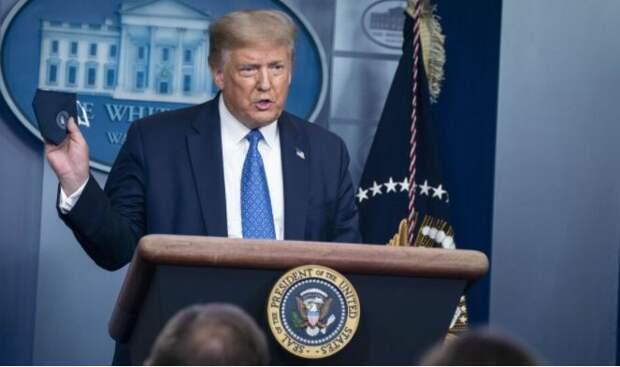 Трампа выдвинули на второй президентский срок