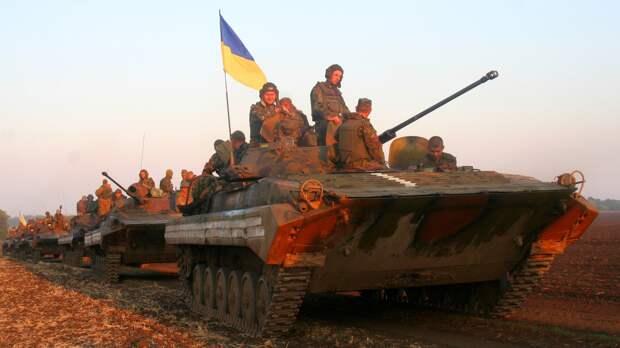 Кедми: наступление ВСУ в Донбассе закончится на Днепре или возле Одессы