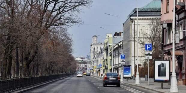 В Москве выписаны первые штрафы за нарушение карантина. Фото: mos.ru