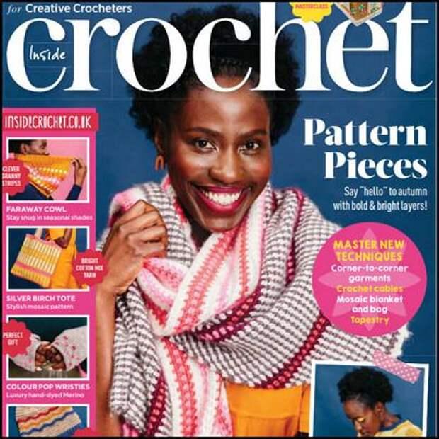Inside Crochet №140 2021