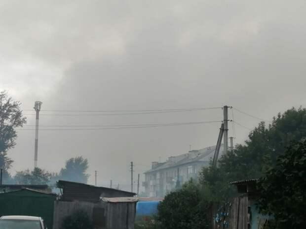 Близкий к критическому уровень загрязнения воздуха зафиксирован утром 19 октября в Новосибирске