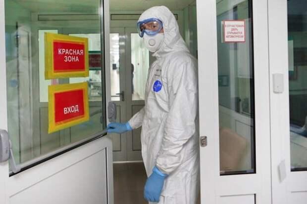 ВРоссии выявлено засутки 8589 новых заразившихся коронавирусом