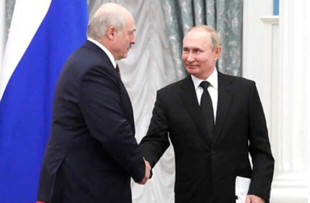 Опубликованы 28 программ по интеграции России и Белоруссии