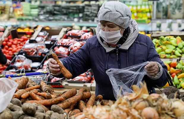 Дешевые продукты дорожают быстрее инфляции