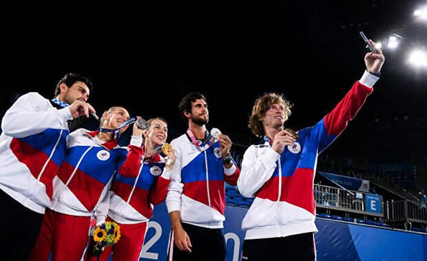 К критикам российских спортсменов на Олимпиаде присоединились украинские и японские голоса